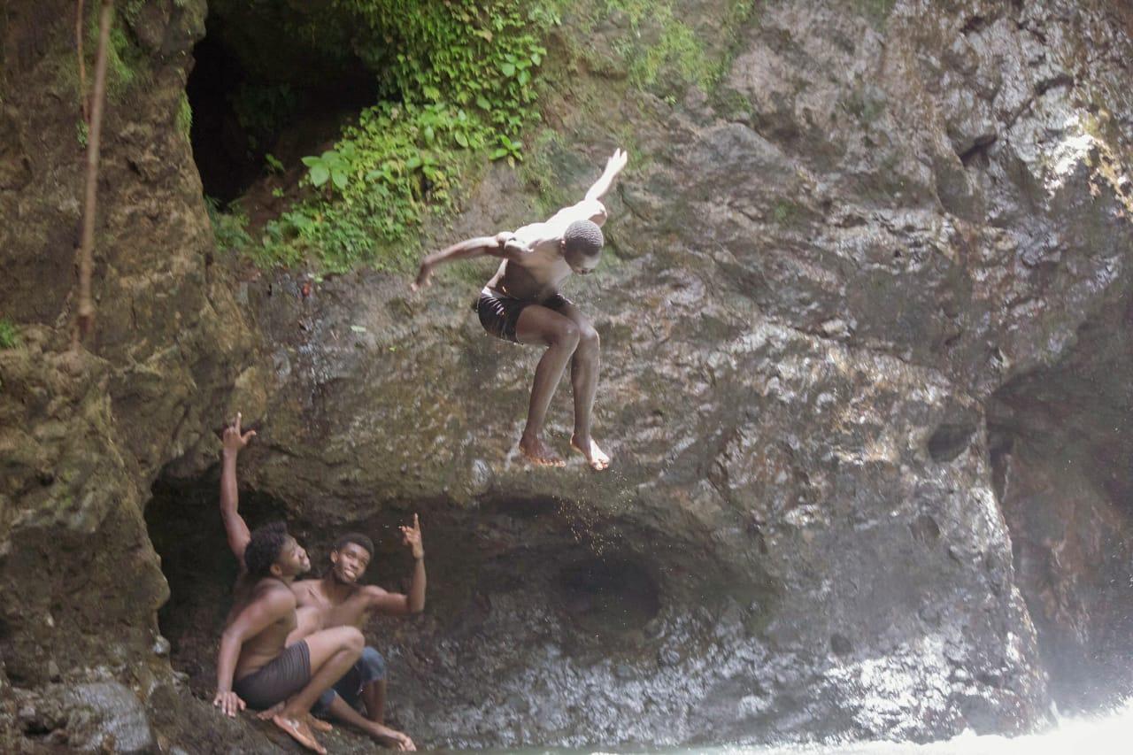sulphur springs mud bath st lucia - St Lucia Advance tours