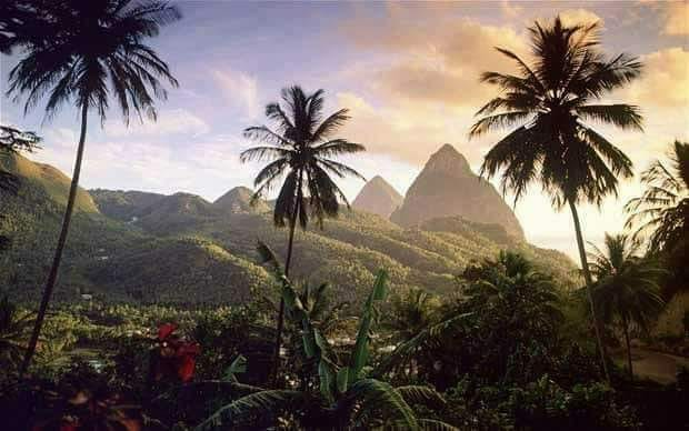 St. Lucia Tours-St. Lucia Advance Tours